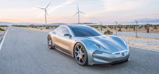 El Fisker Emotion llegará al mercado con una batería de 145 kWh