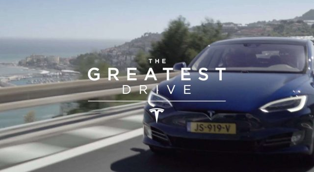 """Tesla presenta """"The Greatest Drive"""". Conduce durante tres días un Model S P100D o un Model X P100D por las mejores carreteras de Europa"""