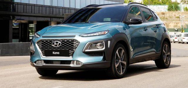 Presentado el Hyundai Kona. Un todocamino compacto que en 2018 tendrá una versión eléctrica