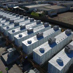 Renault-Nissan prepara la mayor instalación del mundo de almacenamiento eléctrico en baterías con celdas reutilizadas