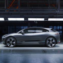 Arranca la producción del Jaguar i-Pace. Presentación en septiembre y primeras entregas antes de acabar 2017