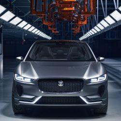 Jaguar creará una red propia de recarga para coches eléctricos
