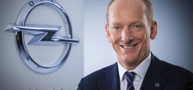Karl-Thomas Neumann, director ejecutivo de Opel, podría ir a Audi