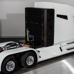 Más detalles sobre el camión eléctrico de Nikola Motors