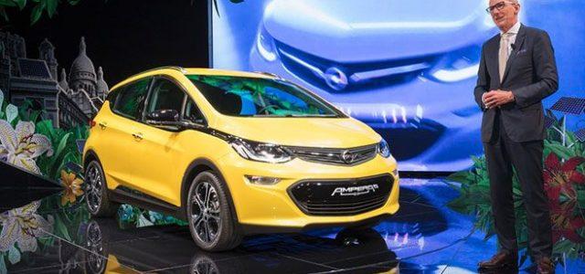 El presidente de Opel renunciará a su cargo, por la poca ambición de PSA en el sector del coche eléctrico