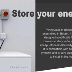 Renault se une a Powervault para darle una segunda vida a las baterías de los coches eléctricos