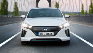 Precio del Hyundai IONIQ híbrido enchufable