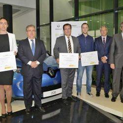 Renault entrega los V Premios a la Mejor Práctica en Movilidad Sostenible