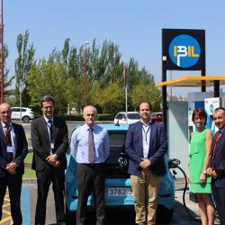Proyecto AZKARGA. En marcha los primeros puntos de recarga rápida para vehículo eléctrico desarrollados con tecnología de empresas vascas