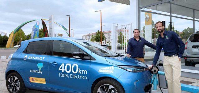 """Arranca el roadshow """"Mi Ciudad Inteligente"""". 82 ciudades y 30.000 kms en un Renault ZOE Z.E. 40"""