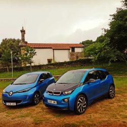 De ruta por Galicia con el Renault ZOE ZE 40 y el BMW i3 de 33 kWh