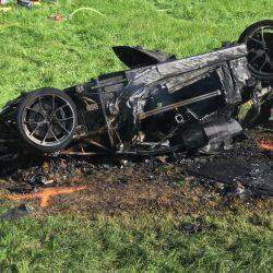 Richard Hammond tiene un accidente con el Rimac Concept One