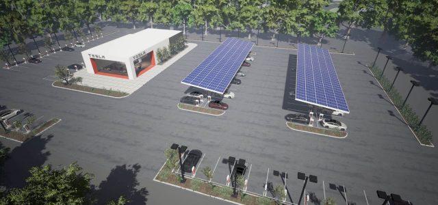 Tesla acelera la instalación de Supercargadores. Camino de las 1.000 estaciones pensando en la llegada del Model 3