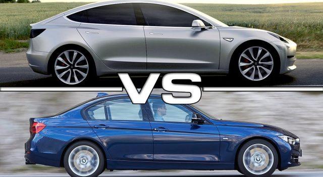Encuesta. ¿Qué modelos serán los más perjudicados por la llegada del Tesla Model 3?
