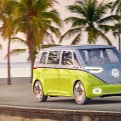 Volkswagen confirma que fabricará el I.D. Buzz. Llegada en 2022 con dos versiones, microbús y furgoneta