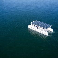 Lanzan al mercado el Soel Cat 12, Un nuevo Catamarán eléctrico y solar que pretende usarse en zonas naturales