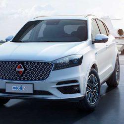Borgward recibe la homologación para poder vender en Europa. Todocamino híbrido enchufable en 2019, y eléctrico en 2020