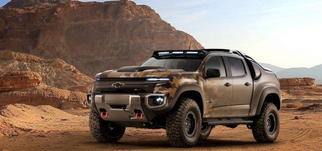 El todoterreno eléctrico de GM para el ejército estadounidense ya está en pruebas