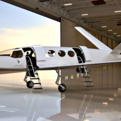 Eviation Alice. Nuevo prototipo de avión eléctrico para 9 pasajeros y alcance de 1.000 kilómetros, que llegará en 2018