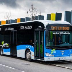 La Empresa Municipal de Transportes de Madrid compra 15 autobuses eléctricos a Irizar