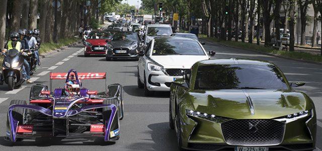 PSA (Citroën/Peugeot) espera aprovechar su experiencia en la Fórmula E para acelerar su programa de coches eléctricos