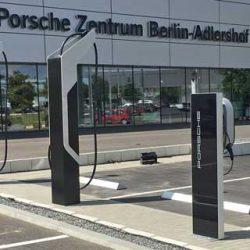 Porsche pone en marcha su primer Supercargador de 350 kW, que añade refrigeración en el cable