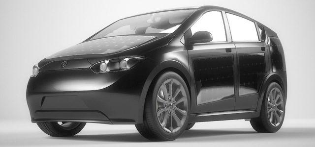 Presentado el Sono Sion. El primer coche eléctrico, solar y económico del mercado