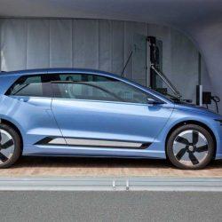 Volkswagen Gen.E. Un posible anticipo de la próxima generación del Golf