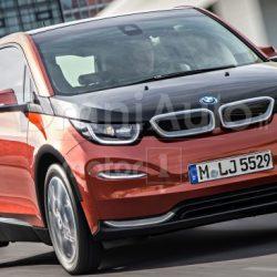 Así será el nuevo BMW i3. Mínimos cambios estéticos, misma batería, pero más potencia