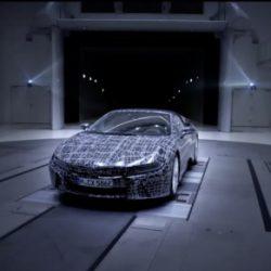 BMW desvela un teaser en forma de vídeo del nuevo i8 Roadster, que traerá importantes mejoras mecánicas