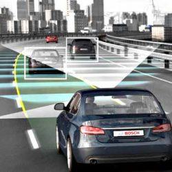 Bosch está desarrollando el cerebro de los futuros coches autónomos, que estará listo en 2020