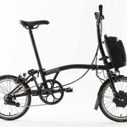 Brompton presenta su primera bicicleta eléctrica