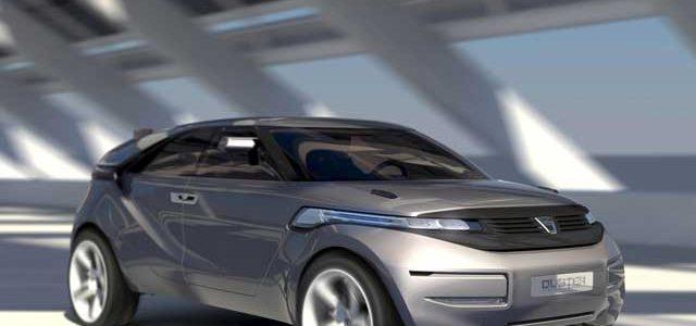 Dacia trabaja en el coche eléctrico más barato del mercado