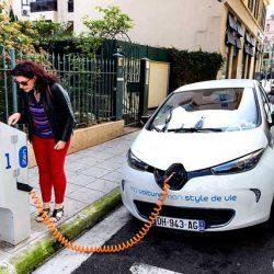 En Dinamarca ya hay más puntos de recarga para coches eléctricos que gasolineras