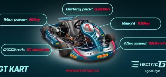 Electric GT confirma que el próximo año habrá un mundial de karts eléctricos