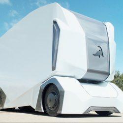 Lidl será la primera empresa en probar el camión eléctrico y autónomo T-Pod