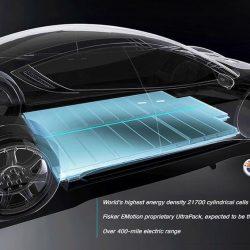 """El Fisker EMotion montará un pack formado por celdas 21700 de LG. """"La batería de más densidad energética del mundo"""""""