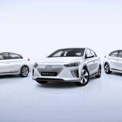 Los descuentos del verano. El Hyundai IONIQ híbrido disponible desde 19.800 euros. El eléctrico desde 23.150 euros y el enchufable desde 26.450 euros