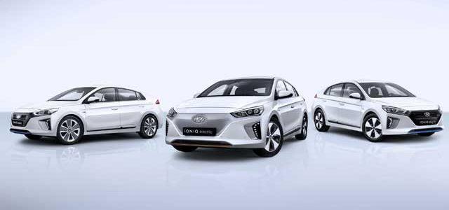 El Hyundai IONIQ supera las 100.000 unidades vendidas en todo el mundo