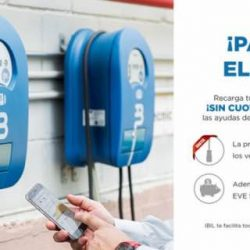 El Ente Vasco de la Energía ayudará a la instalación de puntos de recarga para coches eléctricos en garajes comunitarios