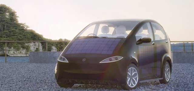 Mañana se presenta el Sono Sion. El primer coche eléctrico y solar económico del que ya sabemos más detalles