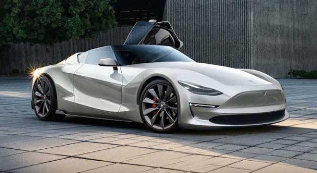 Tesla desvela un nuevo programa de referidos, donde el premio será el nuevo Tesla Roadster