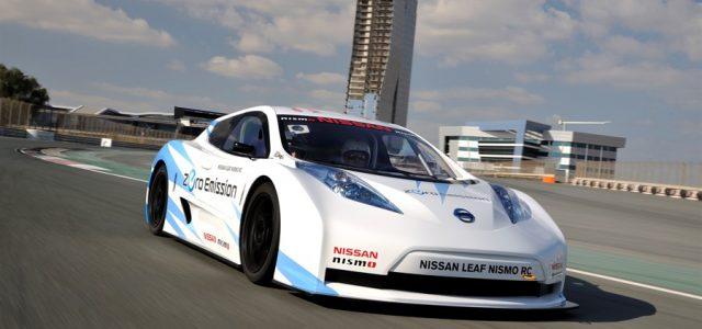 Nissan LEAF Nismo. Los eléctricos también son deportivos, pero sin emisiones