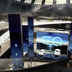 Mercedes prepara novedades electrizantes en el Salón del Automóvil de Frankfurt