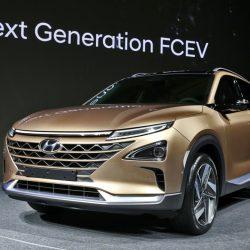 Hyundai presenta un todocamino a hidrógeno con 580 kilómetros de autonomía y que llegará en 2018