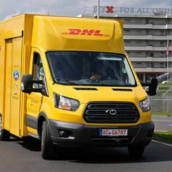 Deutsche Post DHL y Ford anuncian la nueva furgoneta eléctrica StreetScooter Work XL
