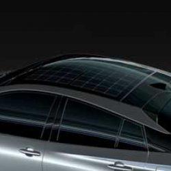Toyota registra la patente de un sistema de navegación para coches con paneles solares
