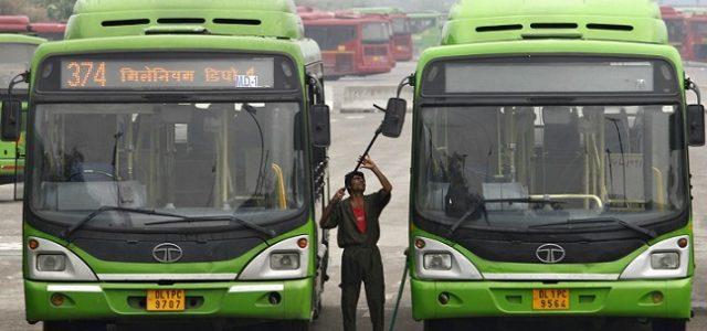 Los autobuses urbanos eléctricos con cambio de baterías serán una realidad en India