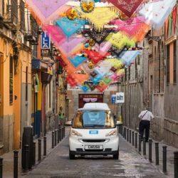 Madrid se convierte en la referencia mundial del impacto en las ciudades del car sharing con coches eléctricos