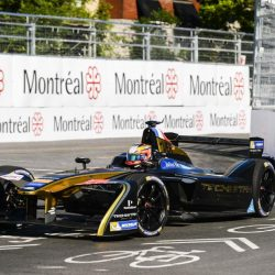 En la Fórmula E saltan chispas, dentro y fuera del circuito. Recopilación de los mejores momentos del ePrix de Montreal